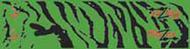 Bohning Blazer Carbon Wrap Green Tiger - 1 Dozen