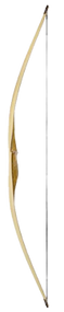 "2015 Ragim Fox Custom 62"" Left Hand 50# Recurve Bow"