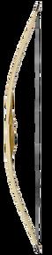 "2015 Ragim Fox Custom 62"" Right Hand 40# Recurve Bow"