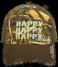 Outdoor Cap Duck Dynasty Happy Happy Happy Frayed Hat