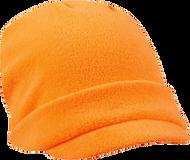 Outdoor Cap Lightweight Fleece Radar Cap Blaze Orange OSFM