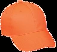 Outdoor Cap Solid Blaze Orange Cap