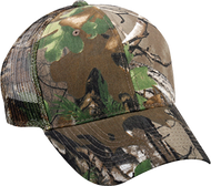 Outdoor Cap 6 Panel Cap Realtree Xtra Grn