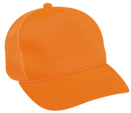 Outdoor Cap Blaze Orange w/Mesh Back Cap