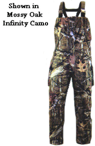 Rivers West Ambush Bibs Realtree Xtra Camo Large
