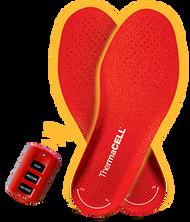 Pro Flex Heated Insoles Xlarge (9.5 - 11) - 1 Pair