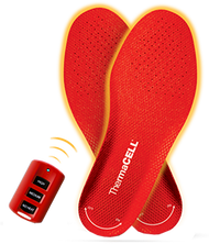 Pro Flex Heated Insoles Large (7.5 - 9) - 1 Pair