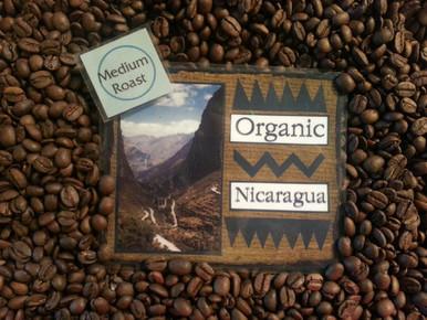 Aroma Roasters – Organic Nicaragua