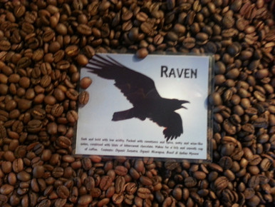 Aroma Roasters – Raven (Blend)