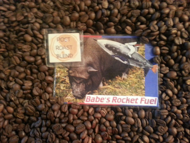 Aroma Roasters – Babe's Rocket Fuel (Blend)