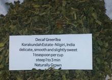Decaf Green Tea