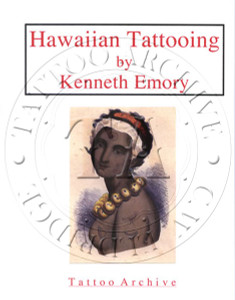 Hawaiian Tattooing
