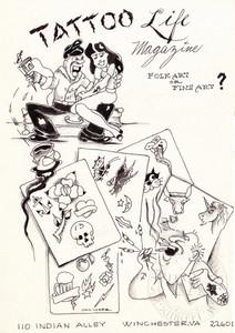 Doc Webb Print