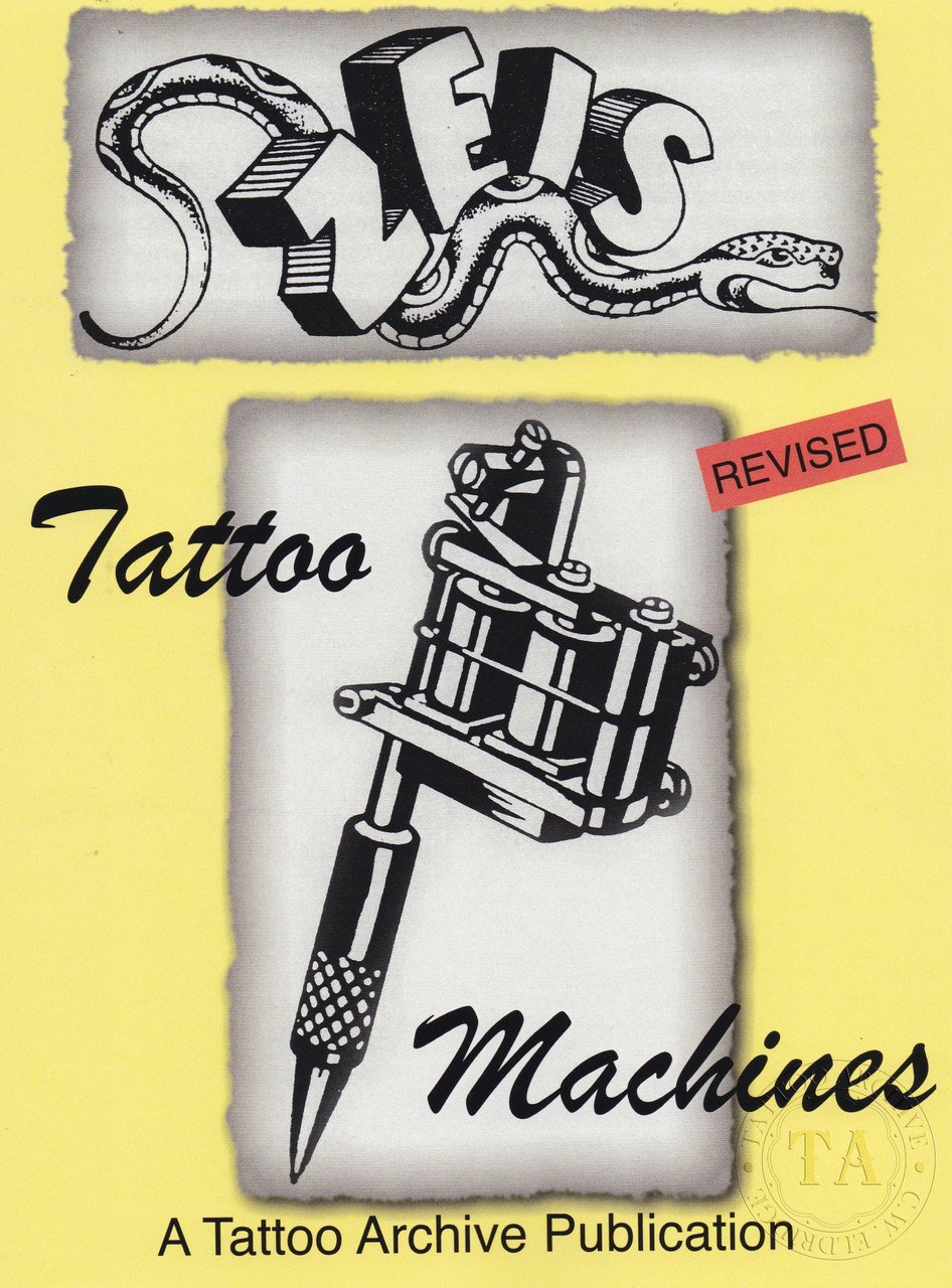 Milton Zeis Machine Booklet Tattoo Archive Machines Diagram Pictures Image 1
