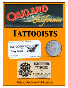 Oakland, California Tattooists