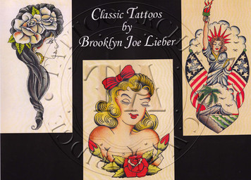 Brooklyn Joe Lieber Flash Book