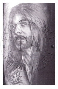 Don Nolan Tattooing Postcard