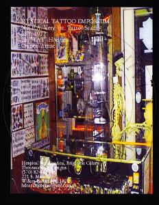 """Jim """"Tat"""" Hodgins Postcard - 2"""