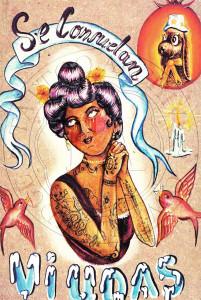 Dr. Lakra Postcard