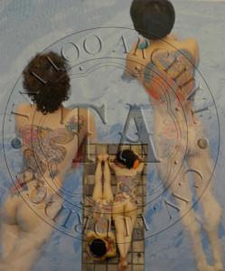 Tattooed Women Poster - 6