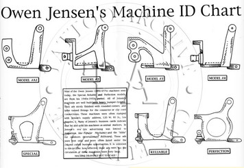 Owen Jensen Machine ID Chart