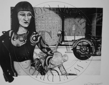 David Rogerson Print
