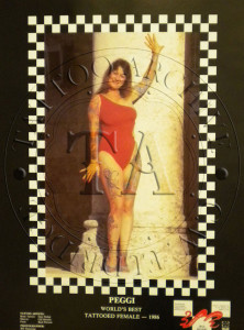 Peggi Schwartz Poster
