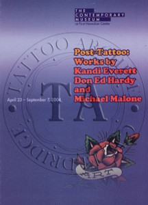 Post Tattoo Work Catalog