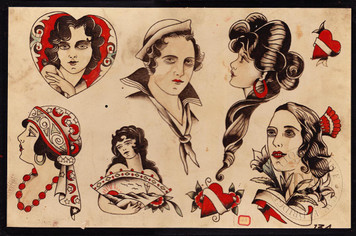 Percy Waters Flash - Girlheads