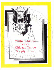 Chicago Tattoo Supply House Catalog