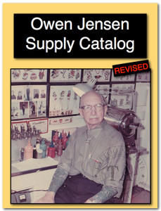 Owen Jensen Supply Catalog