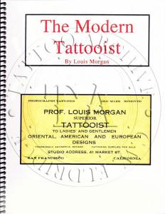 The Modern Tattooist by Louis Morgan