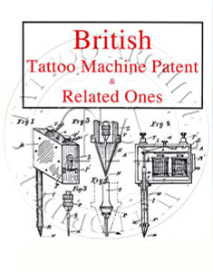 Technical drawings and text from 1875 to 1923. Includes Thomas Edison's English patents and Sutherland MacDonald's 1894 machine. 37 pages  8 x 11