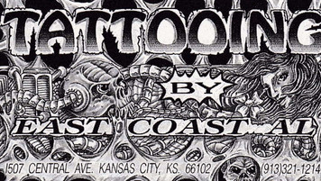 "Original ""East Coast Al"" Kimber Business Card"