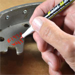 MPD FX Fine Tip , 1.3 MM Tip, Excellent Replacement For The Discontinued Dykem Brite Mark Fine.