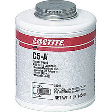 Loctite C5A Brush Top Can Copper Based Anti Seize