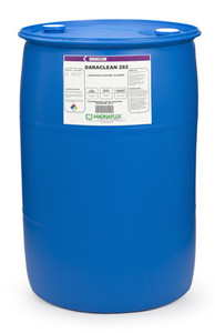 Daraclean 282 GF is available in 5 gallon pails and 55 gallon drums