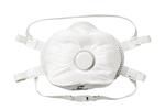 P100 Dust & Aerosol Respirator With Exhale Valve 5/bx
