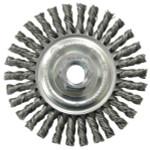 "7x.020x5/8-11"" SS Stringer Bead Wheel"