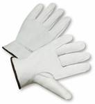 Large Full Grain Goat Driver's Glove 10dz/cs