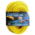 50'x12/3 Single Tap Extension Cord with Diode End