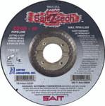 """9x1/8x7/8"""" Type 27 Pipeline Grinding Wheel Zirconia"""