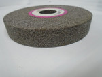 "6x1x1"" 80grit A/O Bench Wheel"