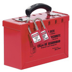Metal Group Lock Box