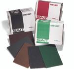 Maroon, Medium Grit Auminum Oxide Sanding Pad, 20/bx