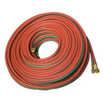 "1/4""x100' Twin O2/Fuel Gas Hose"