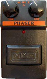 MXR M-161 Commande Phaser Phase Shifter