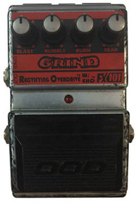 DOD FX101 Grind Rectifying Overdrive Pedal