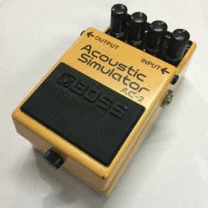 Boss Acoustic Simulator Guitar Pedal
