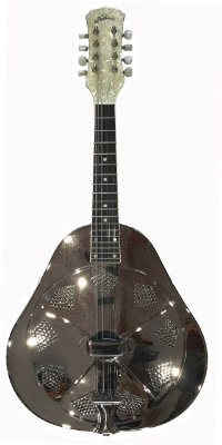 Nashville Resonator Mandolin